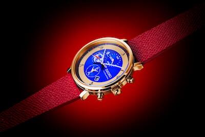 FGO×セイコーコラボ時計宮本武蔵モデルの全体
