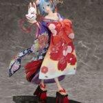 【リゼロ】レムの花魁Ver.フィギュアを画像レビュー!和服美人とはこの事