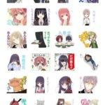 【妖狐×僕SS】LINEスタンプが登場!いぬぼくのキャラ達が全40種で収録