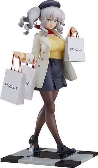 艦これ「鹿島 お買い物modeフィギュア」の商品概要