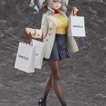 鹿島 お買い物modeフィギュアを画像レビュー!微笑む姿が美しい【艦これ】