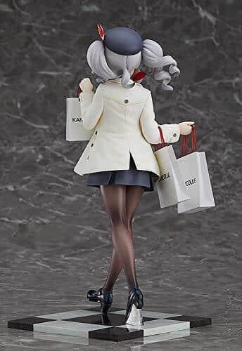 「艦これ」鹿島 お買い物modeフィギュアの後ろ画像