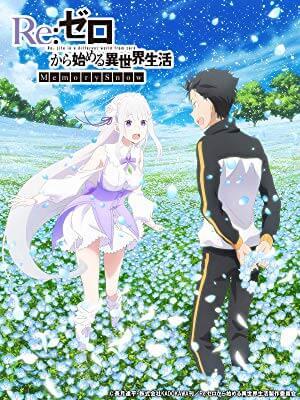 OVA「リゼロ Memory Snow」主題歌一覧
