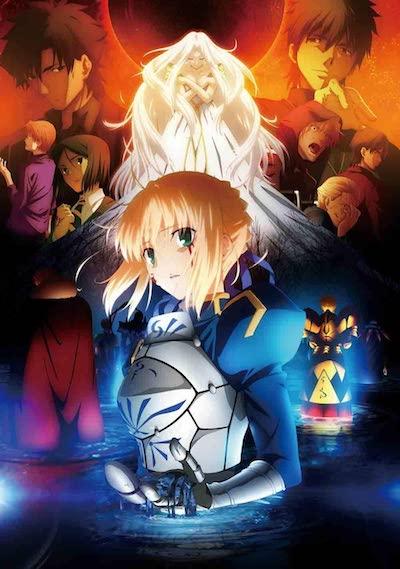 アニメ第2期「Fate/Zero」OP&ED主題歌一覧