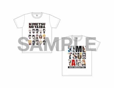コラボTシャツ(全2種)