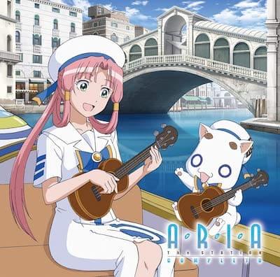 ARIAのアニメシリーズの観る順番まとめ